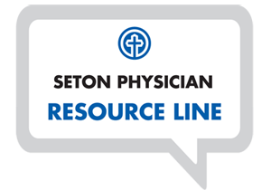 physician Resource Line promo
